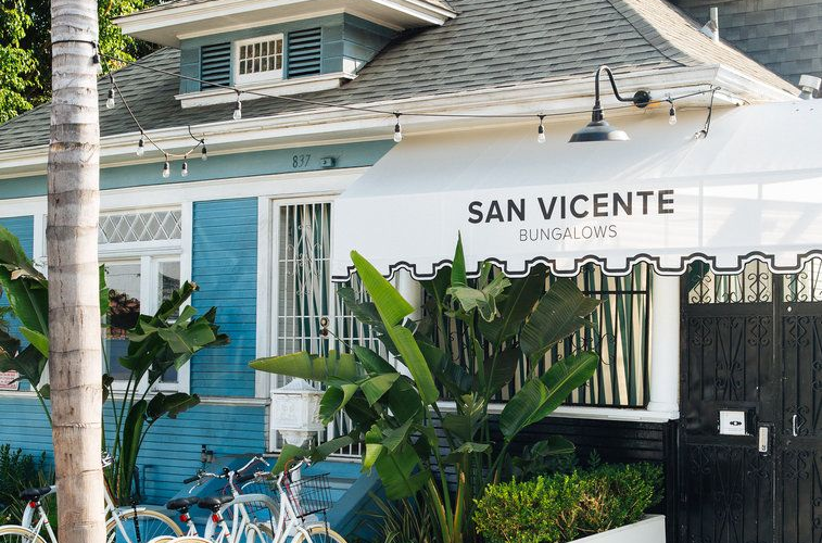 San Vicente Bungalows/Hotel 850 SVB